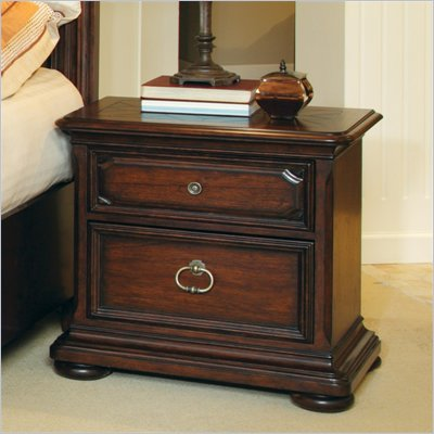 Pulaski Sedona Valley Nightstand in Rustic Saddle Finish