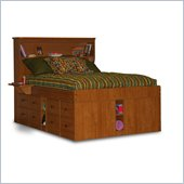 Berg Furniture Sierra Junior Captains Bed