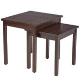 Avenue Six Main Street Nesting Tables (Set of 2)