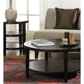 Avenue Six Merge Espresso Coffee Table/End Table Set
