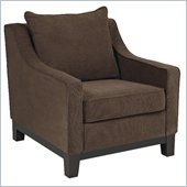 Avenue Six Regent Chair in Easy Walnut
