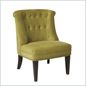 Avenue Six Ventana Chair in Brushed Basil