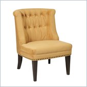 Avenue Six Ventana Chair in Brushed Butternut