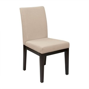 Avenue Six Dakota Parsons Dining Chair in Linen