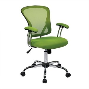Avenue Six Juliana Task Office Chair in Green