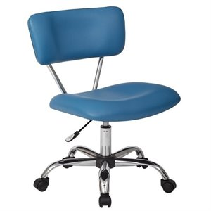 Avenue Six Vista Task Office Chair in Blue
