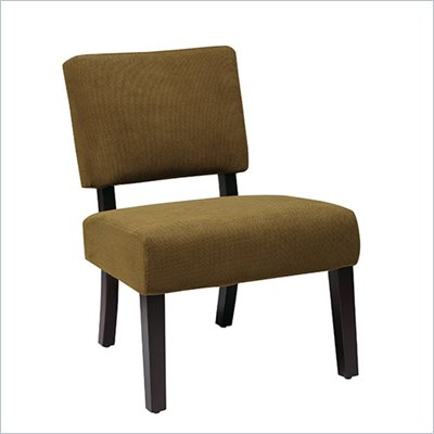 Avenue Six Jasmine Accent Chair in Finesse Moss
