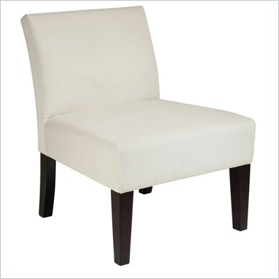 Avenue Six Laguna Chair in Brushed Oyster