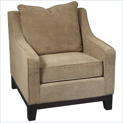 Avenue Six Regent Chair in Easy Brownstone