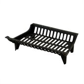 Uniflame 18 Inch Zero Clearance Cast Iron Stack Grate