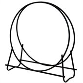 Uniflame Black 40 Inch Diameter Log Hoop