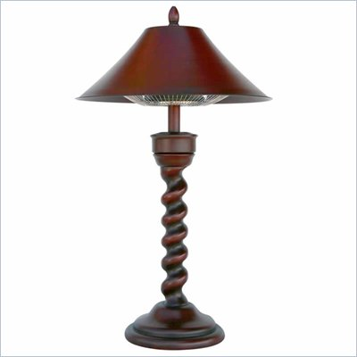 Uniflame New Orleans Table Top Electric Patio Heater