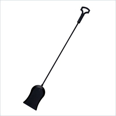 Uniflame 37 Inch Height Black Shovel With Key Handle
