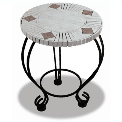 Uniflame Mosaic Ceramic Tile Table