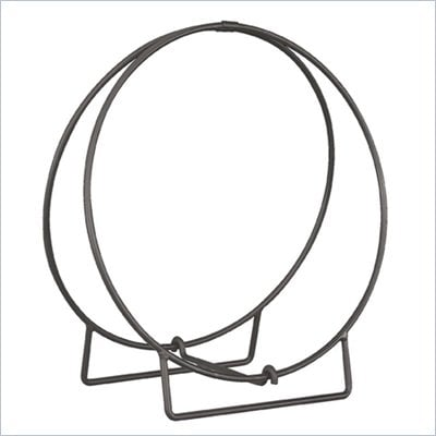 Uniflame Stainless Steel 36 Inch Diameter Log Hoop