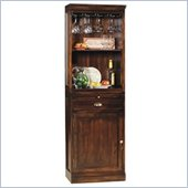 Howard Miller Belmont Wine Hutch and Base Set
