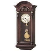 Howard Miller Jennison Key Wound Wall Clock