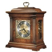 Howard Miller Thomas Topion Key Wound Mantel Clock