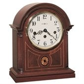 Howard Miller Barrister Key Wound Mantel Clock