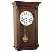 Howard Miller Alcott Key Wound Wall Clock