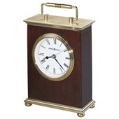 Howard Miller Rosewood Bracket Tabletop Clock