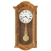 Howard Miller Lambourn II Quartz Wall Clock