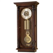 Howard Miller Stevenson Key Wound Wall Clock