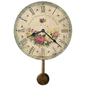 Howard Miller Savannah Botanical Society™ VI Wall Clock