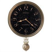 Howard Miller Paris Night Wall Clock