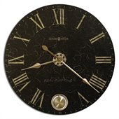 Howard Miller London Night Gallery Wall Clock
