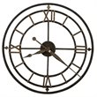 ADD TO YOUR SET: Howard Miller York Station Quartz Wall Clock