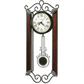 Howard Miller Carmen Quartz Wall Clock
