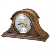 Howard Miller Barrett II Key Wound Mantel Clock