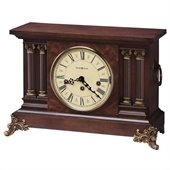 Howard Miller Circa Key Wound Mantel Clock