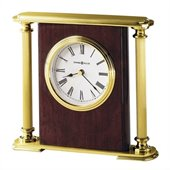 Howard Miller Rosewood Encore Bracket Table Top Clock