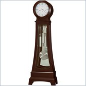 Howard Miller Gerhard Grandfather Clock in Chocolate Finish