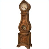 Howard Miller Cambridge Grandfather Clock in Autumn Cherry Finish