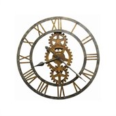 Howard Miller Crosby 30 Wide Wall Clock