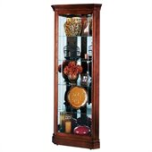 Howard Miller Lynwood Corner Display Curio Cabinet
