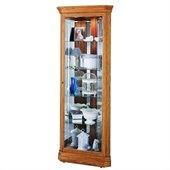 Howard Miller Hammond Corner Display Curio Cabinet