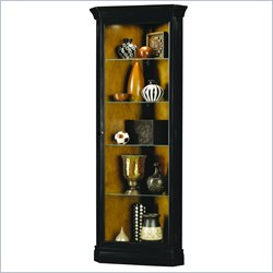 Corner Curio Cabinet