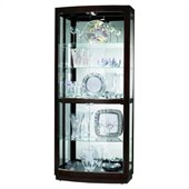 Howard Miller Bradington Display Curio Cabinet