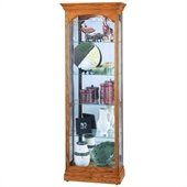 Howard Miller Torrington Traditional Display Curio Cabinet