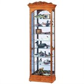Howard Miller Cumberland Traditional Display Curio Cabinet