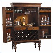 Howard Miller Cherry Hill Hide A Home Bar