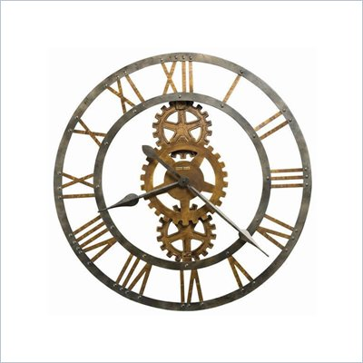 Howard Miller Crosby 30&quot; Wide Wall Clock