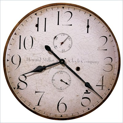 Howard Miller Original Howard Miller IV Wall Clock