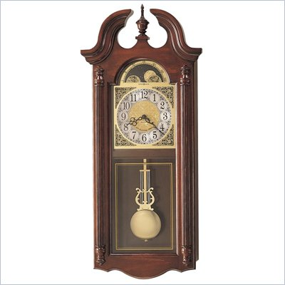 Howard Miller Frenwick Quartz Wall Clock