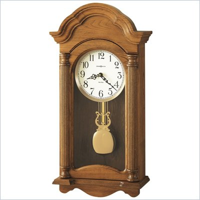 Howard Miller Amanda Quartz Wall Clock