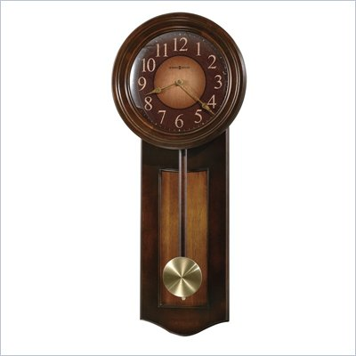 Howard Miller Avery Quartz Wall Clock